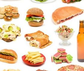 Fastfood graphic vectors graphic