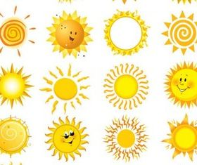 Different Sun vector