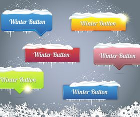 web button 8 creative vector set