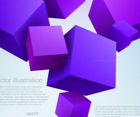 Fashion Square background Illustration vector