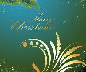 Christmas Decorative Backgrounds vector graphics