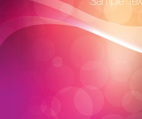 Abstract background 3 design vector