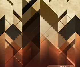 Abstract background 6 design vector