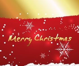 Abstract Christmas Background creative vector