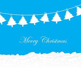 Christmas Background 5 vector set