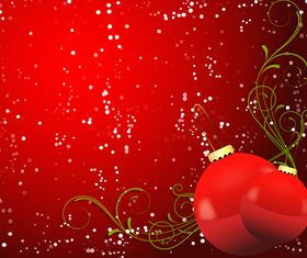 Christmas Background 6 vector set