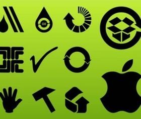 Logos And Symbols Illustration vector