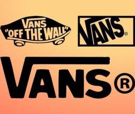 Vans Logos vectors