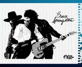 Bruce Springsteen vectors graphics