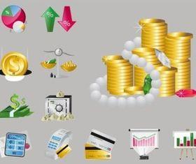 Money Graphics vectors