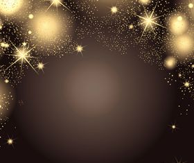 Star Xmas background Illustration vector