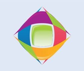 Colorful Logo vectors graphic