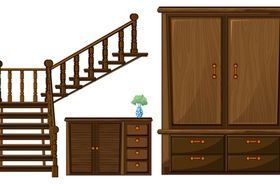 Home Furniture 2 vector
