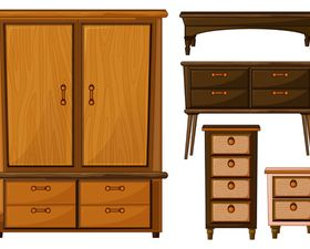Home Furniture 4 vector