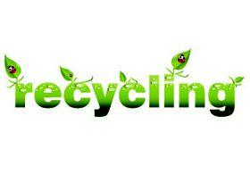 Recycling design vectors graphic