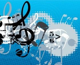 Music Composition vector