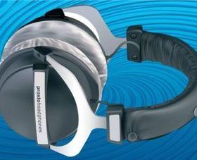 3D Headphones Illustration vector