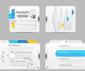 Web design 5 shiny graphic