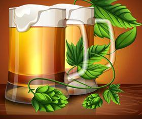 Beer 3 vector