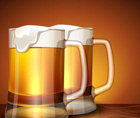 Beer 6 vector
