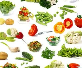 Health Food free design vector