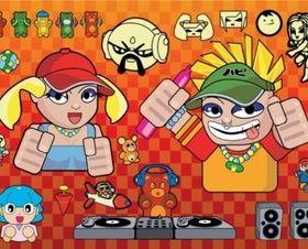Cartoons Graphics shiny vector