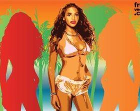 Beyonce vector