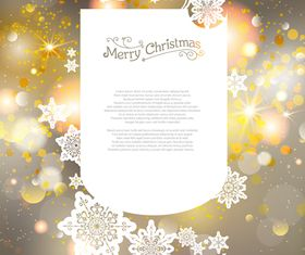 Christmas Fantasy background 1 vector