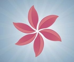 Exotic Flower Image vector
