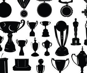 Different Awards Templates vectors