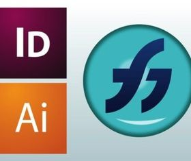 Adobe Logos vector material