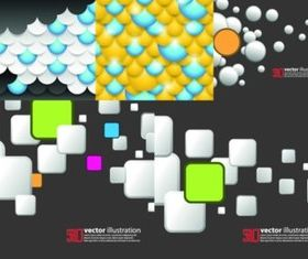 Abstract creative background design vectors