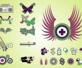 Graffiti Images vector
