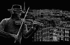City background design 1 vector