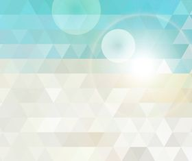 Geometric backgrounds 3 shiny vector