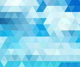 Geometric backgrounds 5 shiny vector