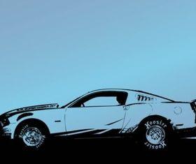 Car Trace vectors