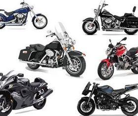 Motorcycles graphic vectors graphic