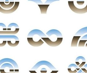 Abstract Design Logo Vector design vectors