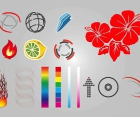 Cool Pack vectors graphics