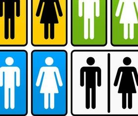 WC Symbols free vectors