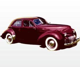 Vintage Ride vector