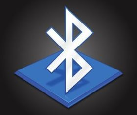 Bluetooth Icon set vector
