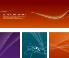 Abstract banner 1 Illustration vector