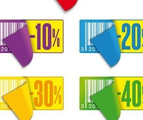 Sale Tags graphic vector design