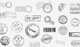 Stamp set vectors