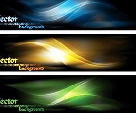 brilliant halo background vector