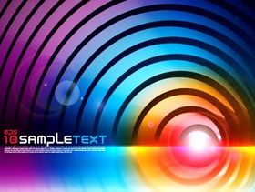 Colorful background art vector