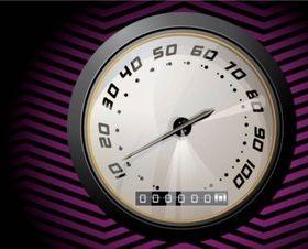 Speed Meter vector