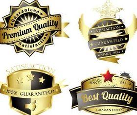Lyxury Labels free vector